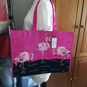 Vera Bradley Flamingo Large Market Tote